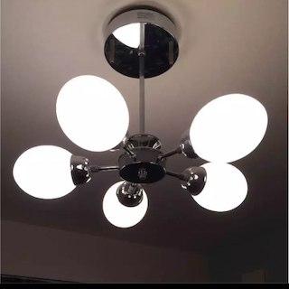 フランフラン(Francfranc)の【替え電球付き】フランフラン シーリングライト 照明(天井照明)