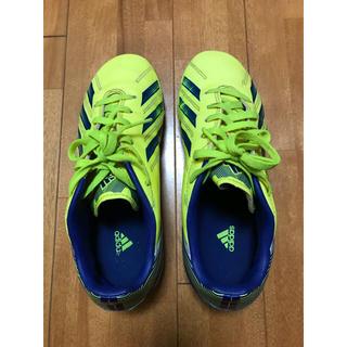 アディダス(adidas)のアディダス adidas サッカー スパイク 21.5cm(シューズ)