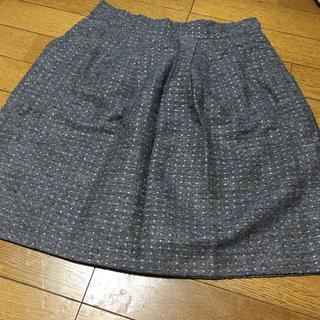 ツモリチサト(TSUMORI CHISATO)のツモリチサト ドットスカート(ひざ丈スカート)