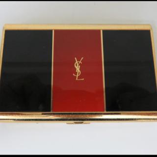 イヴサンローランボーテ(Yves Saint Laurent Beaute)のysl シガレットケース(名刺入れ/定期入れ)