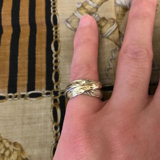 PCU ハワイアン シルバーリング(リング(指輪))
