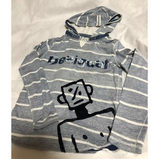 デシグアル(DESIGUAL)のパーカーTシャツ(Tシャツ/カットソー)