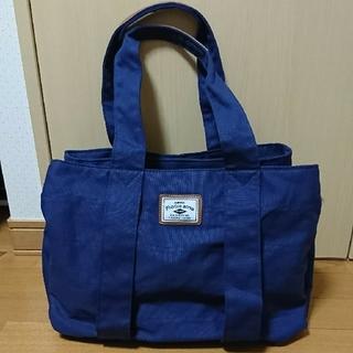 シマムラ(しまむら)のマルチバック ブルー 青(トートバッグ)