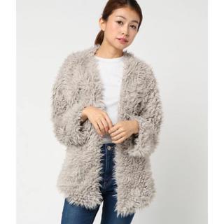 ファーファー(fur fur)のプードルファーコート(毛皮/ファーコート)