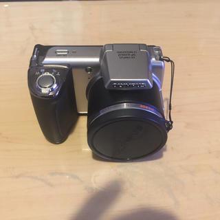 オリンパス(OLYMPUS)の乾電池カメラ(レンズ(ズーム))