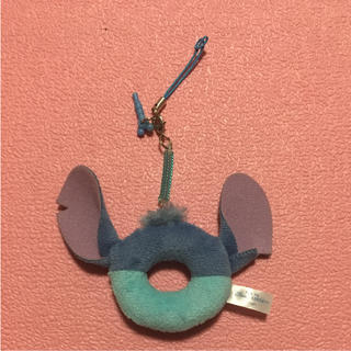 ディズニー スティッチ ドーナツ型ストラップ☆