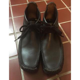 クラークス(Clarks)のキリシマ様専用 レア Clarks wallabee women size 5 (ローファー/革靴)