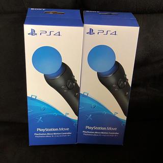 プレイステーション(PlayStation)のPlayStation Move モーションコントローラー 2本(その他)