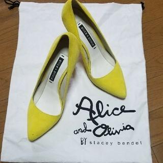 アリスアンドオリビア(Alice+Olivia)の【最終】Alice + Olivia DINA SHOES レディース シューズ(ハイヒール/パンプス)