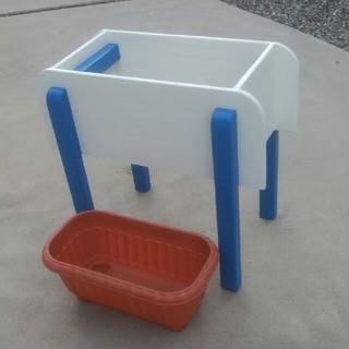 在庫処分の為、プランターとボックスのセット(プランター)