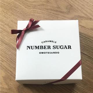 ナンバーシュガー  12個入りBOX(菓子/デザート)