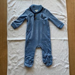 ラルフローレン(Ralph Lauren)の新品 ラルフローレン 長袖カバーオール 9M(70cm) ビッグポニー ⑩(カバーオール)