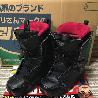 スノーボード ブーツ 24.5 24(ブーツ)