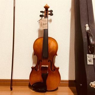 【高級虎杢】カールヘフナー マスターバイオリン KH66 4/4(ヴァイオリン)