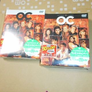 The OC ファーストシーズン 前半・後半 DVDBOX2点セット(新品)(TVドラマ)
