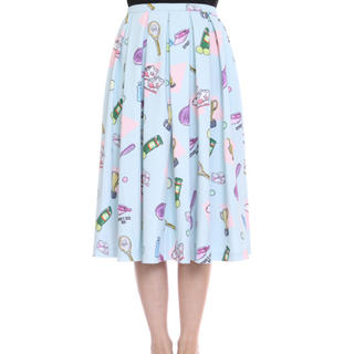ギザ(GIZA)のJOYRICH GIZA tennisculb スカート(ひざ丈スカート)