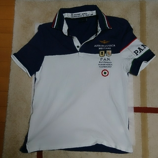 アエロナウティカミリターレ(AERONAUTICA MILITARE)のAERONAUTICA MILITARE ポロシャツ(ポロシャツ)