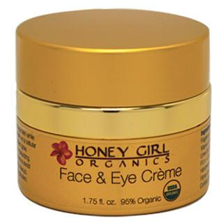ハニーガールオーガニクス(Honey Girl Organics)のHoney girl organic フェイスクリーム アイ オーガニック(フェイスクリーム)