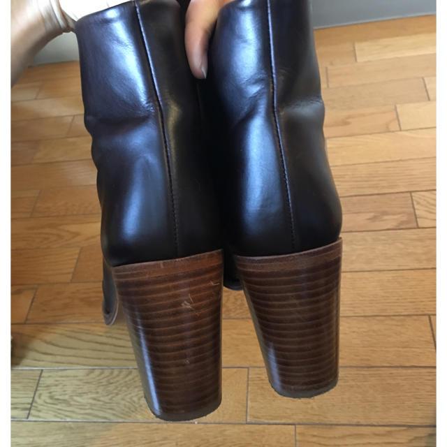 A.P.C(アーペーセー)のmomo様 専用 a.p.c 定番 ショートブーツ レディースの靴/シューズ(ブーツ)の商品写真