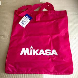 ミカサ(MIKASA)のミカサ レジャーバッグ ピンク(トートバッグ)