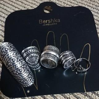 ベルシュカ(Bershka)のBershka指輪セット(リング(指輪))
