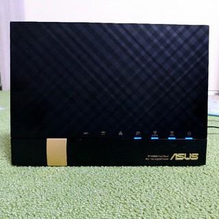 エイスース(ASUS)のASUS 無線ルーター RT-AC85U(PC周辺機器)