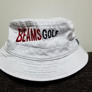ビームス(BEAMS)のBEAMSゴルフレディースハット(ウエア)