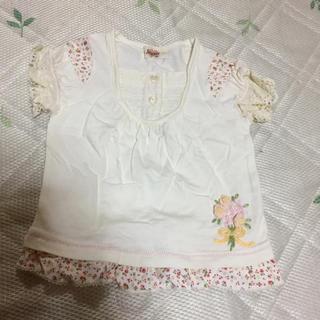 スーリー(Souris)のスーリー Tシャツ 90センチ(Tシャツ/カットソー)