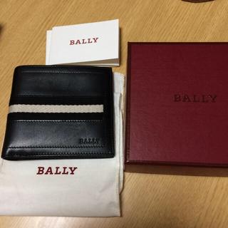 バリー(Bally)のBALLY スイスブランド 天然皮財布 男性用 ヨーロッパレザー 札入れ(折り財布)
