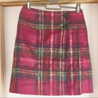 タータンショップヨーク(TARTANSHOP YORK)のYORKLAND スカート(ひざ丈スカート)