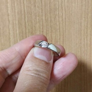 プラチナダイヤリング(リング(指輪))