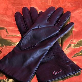 コーチ(COACH)のコーチ手袋(手袋)
