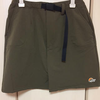 ロウアルパイン(Lowe Alpine)のトレッキングスカート【ロウアルパイン】(登山用品)
