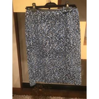 ルイヴィトン(LOUIS VUITTON)のルイヴィトン スカート サイズ38 新品未使用✨♥️(ひざ丈スカート)