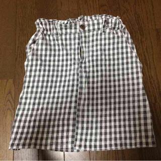 レイカズン(RayCassin)のギンガムチェックタイトスカート(ミニスカート)