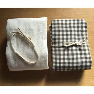 ムジルシリョウヒン(MUJI (無印良品))の無印枕カバー50×70(シーツ/カバー)