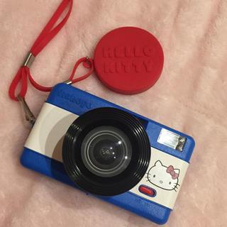 ハローキティ(ハローキティ)のキティちゃん Fisheye カメラ(フィルムカメラ)