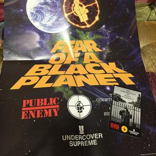 アンダーカバー(UNDERCOVER)のsupreme  ポスター under coverステッカーセット(その他)