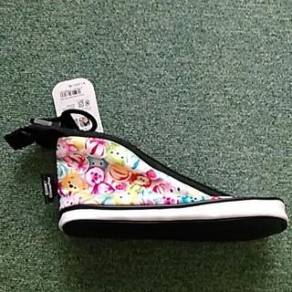 ディズニーツムツム ペンケース 靴型