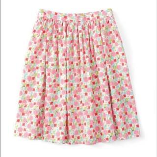 ハコ(haco!)の新品 haco! ふなっしー スカート LLサイズ(ひざ丈スカート)
