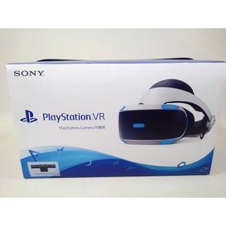 プレイステーションヴィーアール(PlayStation VR)の新品未開封送料込み PSVR PlayStation VR CUHJ-16003(家庭用ゲーム機本体)