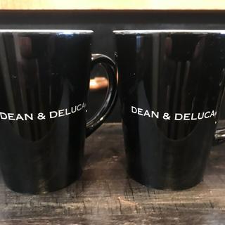 ディーンアンドデルーカ(DEAN & DELUCA)のdean&deluca マグカップ 2個セット(グラス/カップ)