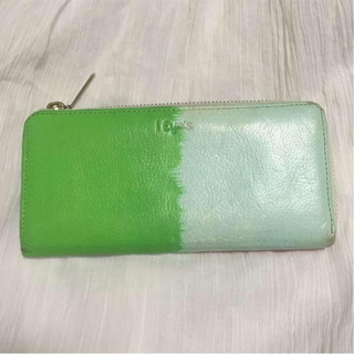 アッシュペーフランス(H.P.FRANCE)の美品 H.P.FRANCE 長財布(財布)