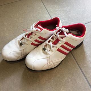 アディダス(adidas)のadidas レディース ゴルフシューズ 24.5 NIKE シューズバッグ(その他)