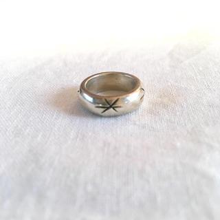 デプト(DEPT)のシルバー ピンキーリング#2(リング(指輪))