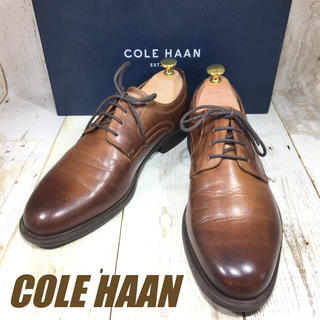 コールハーン(Cole Haan)のCole Haan コールハーン プレーン US9 27cm(ドレス/ビジネス)