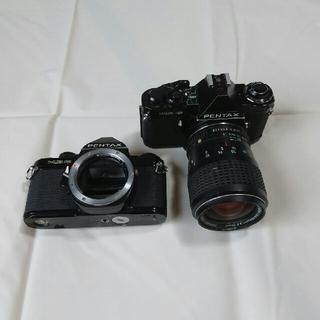 ペンタックス(PENTAX)のペンタックスMEsuperブラック(フィルムカメラ)