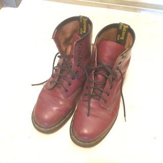 ドクターマーチン(Dr.Martens)のDr.martens England製(ブーツ)