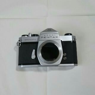 ペンタックス(PENTAX)のペンタックスSPシルバー&ブラック(フィルムカメラ)