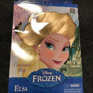 ディズニー(Disney)のdisney公式 エルサ ウィッグ(ウィッグ)